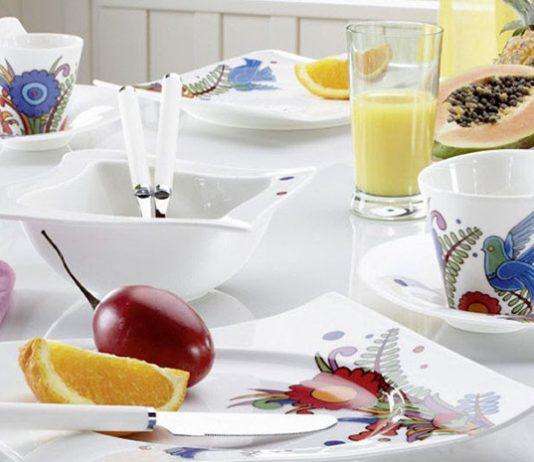 Zastawa stołowa-lepiej postawić na zestaw czy miszmasz?