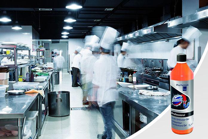 Jesteś właścicielem baru szybkiej obsługi lub restauracji? Zobacz, które środki chemiczne będą niezbędne w kuchni