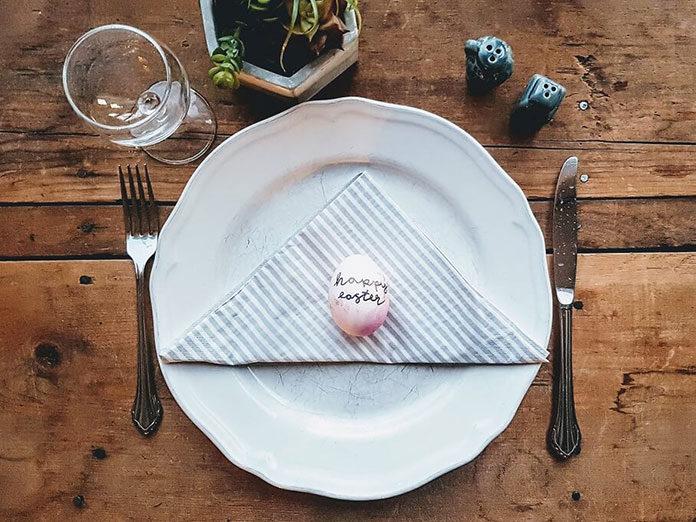 Jak nakryć stół wielkanocny?