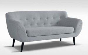 Jak wybrać sofę do salonu w stylu glamour?