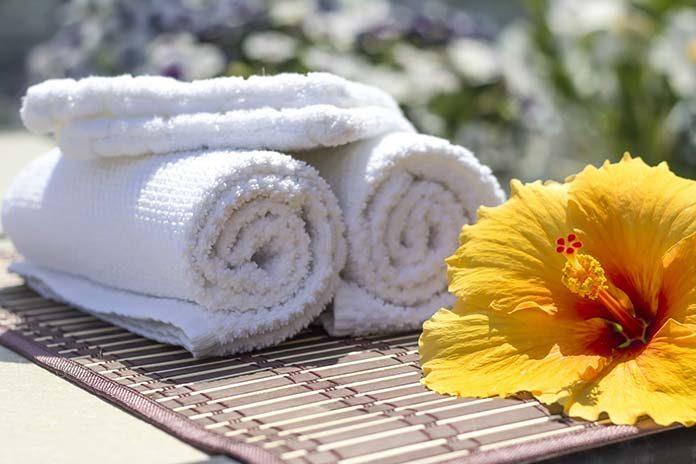 Ręczniki – jak o nie dbać?