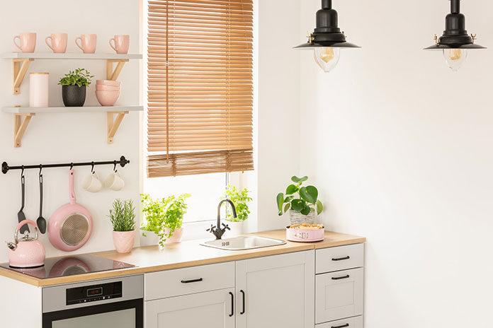 Najlepsze oświetlenie do kuchni - Najmodniejsze propozycje 2020