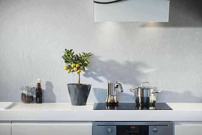Sterowanie oświetleniem w kuchni
