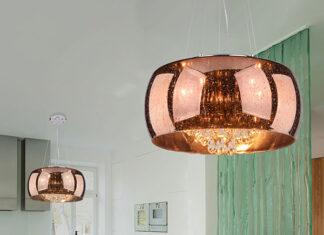 Lampa wisząca do kuchni