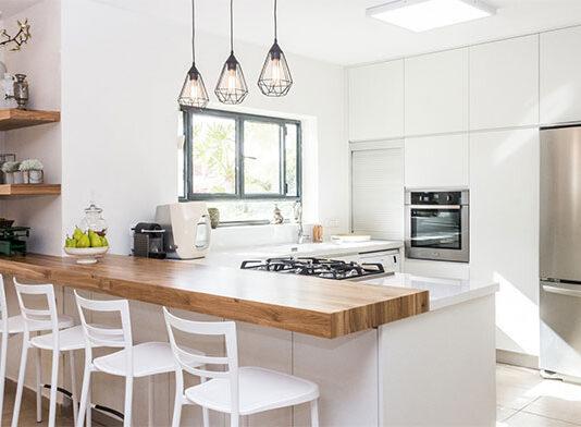 Jakie płytki do kuchni w stylu skandynawskim