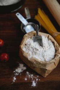 Mąka bezglutenowa w diecie
